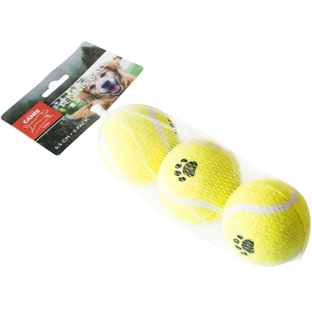 Tennispallo 3 kpl.  Showmaster®