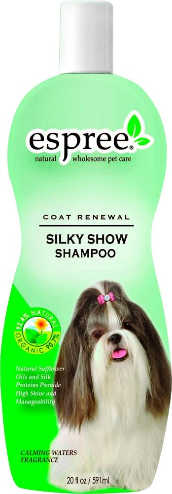 Koiranshampoo  Silky Show Shampoo Espree®