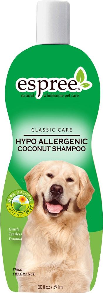 Koiranshampoo  Hypo Allergenic Shampoo Espree®