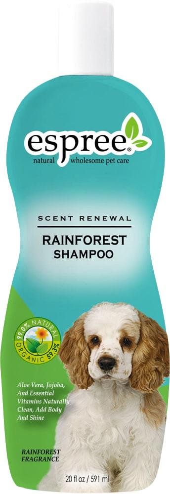 Koiranshampoo  Rainforest Shampoo Espree®