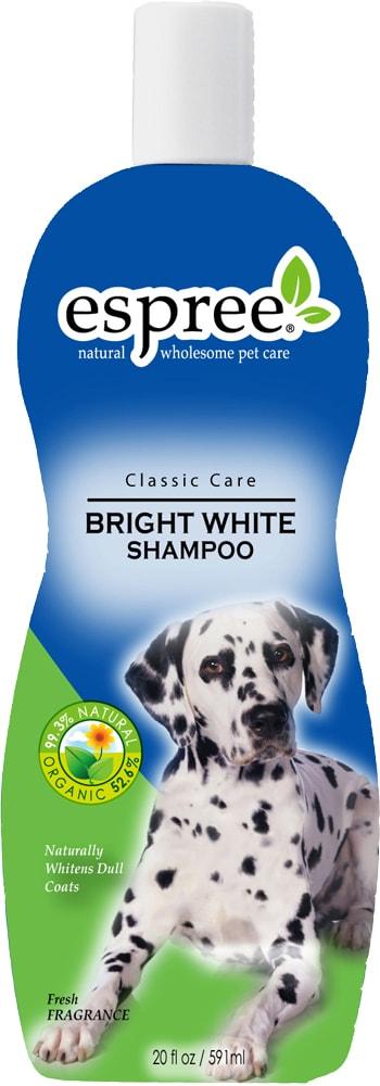 Koiranshampoo  Bright White Shampoo Espree®