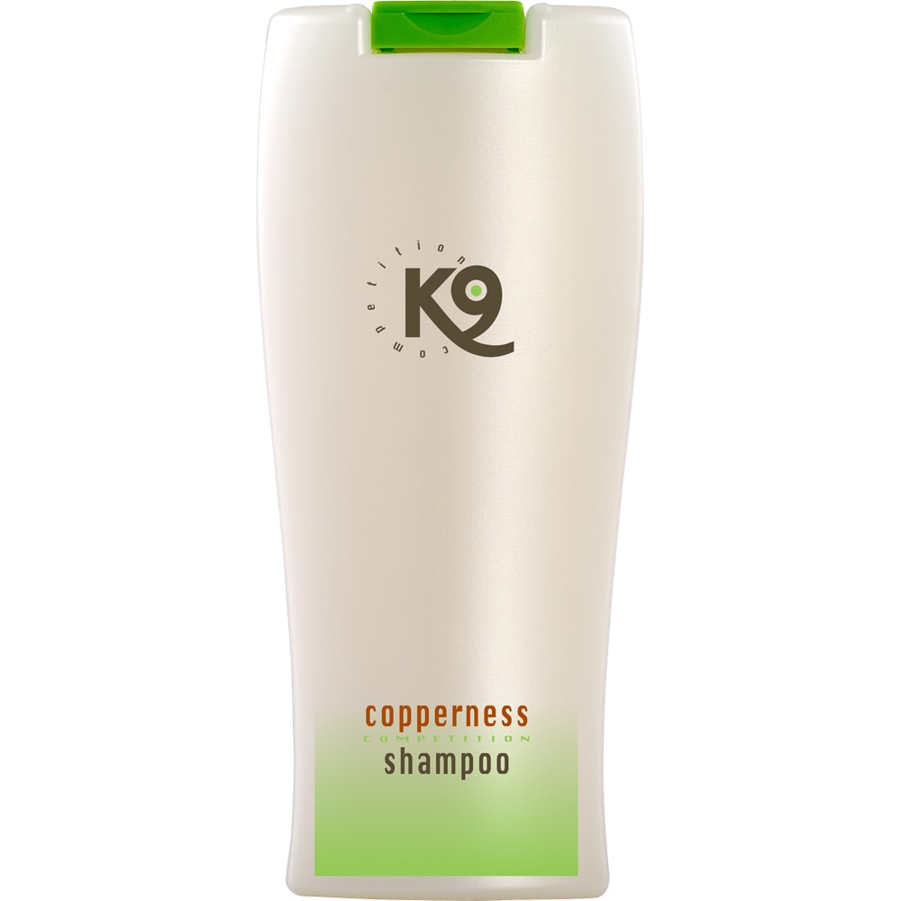 Koiranshampoo  Copperness K9™