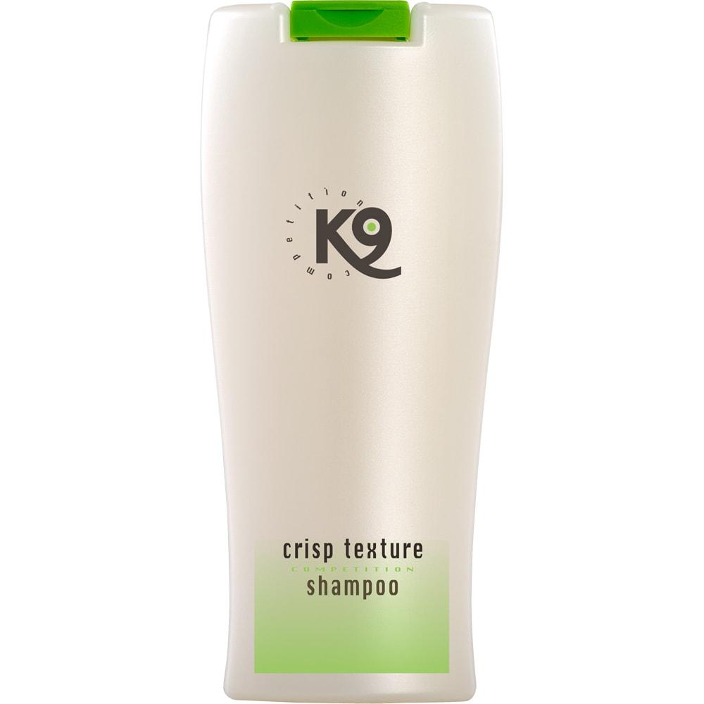 Koiranshampoo  Crisp Texture K9™