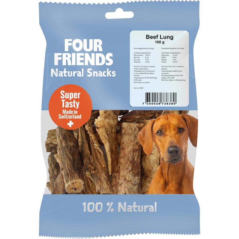 Luonnonherkku  Beef Lung 100 g FourFriends