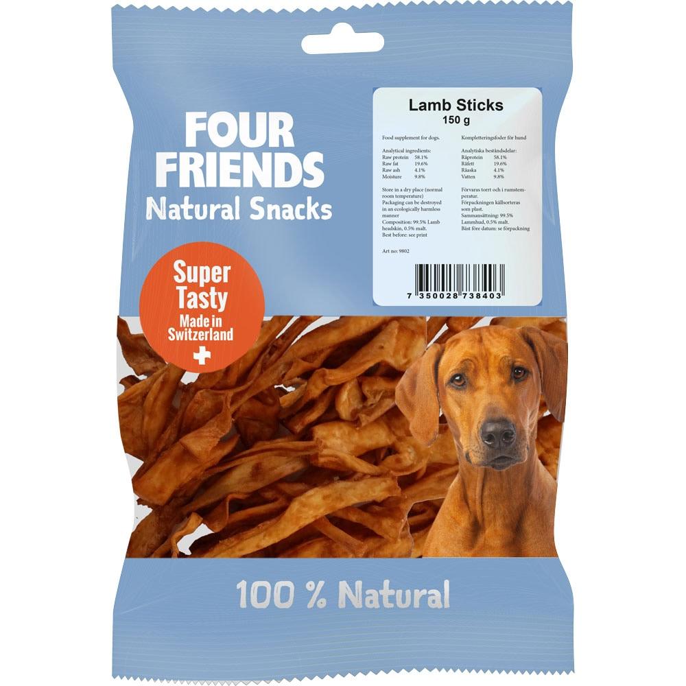 Luonnonherkku  Lamb Sticks 150 g FourFriends