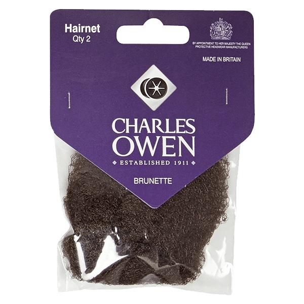 Hiusverkko   Charles Owen