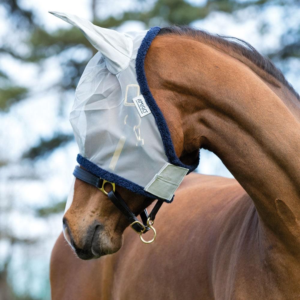 Kärpäshuppu  Amigo Fine Mesh Horseware®
