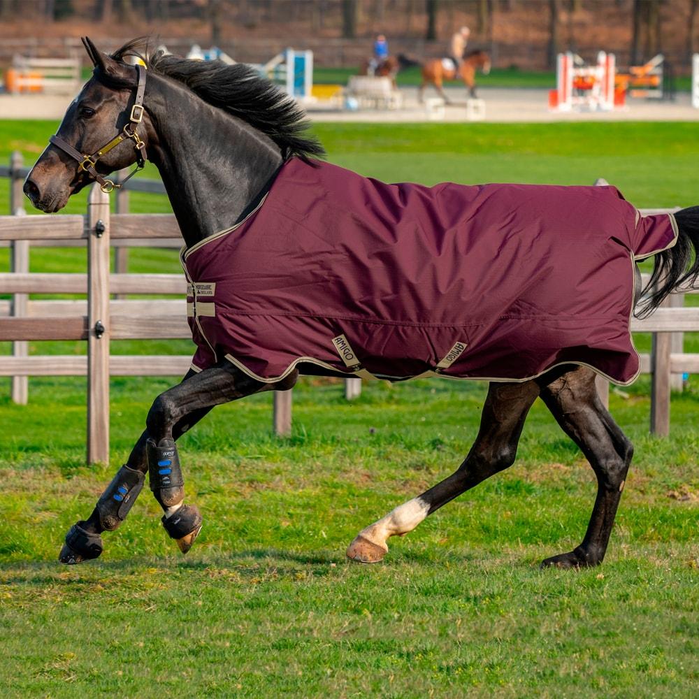 Sadeloimi  Amigo Hero Ripstop Lite Horseware®