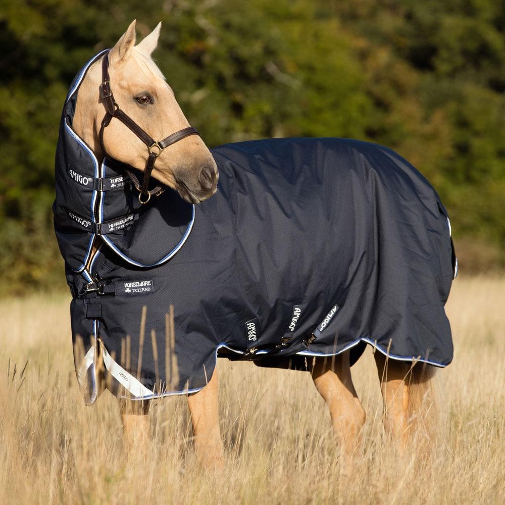 Sadeloimi  Amigo Bravo 12 Plus Turnout Lite Horseware®