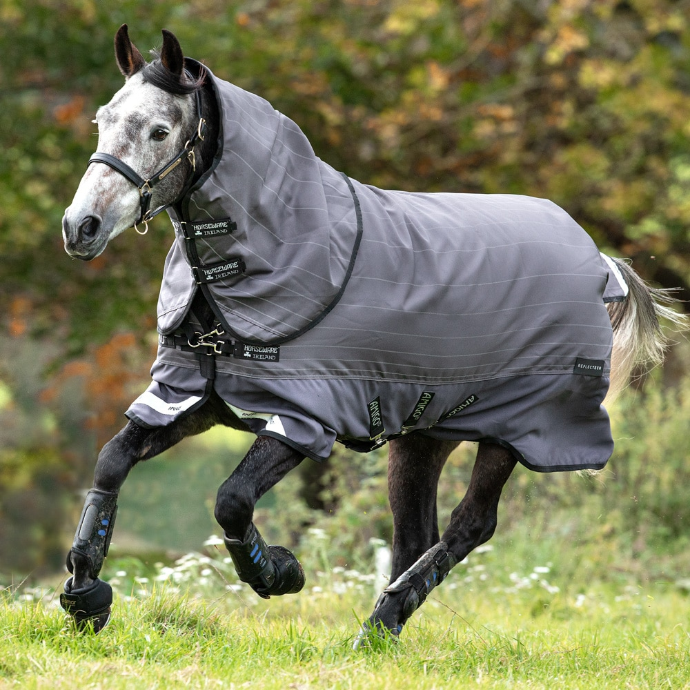 Ulkoloimi  Bravo Reflective Plus Lite 100 Horseware®
