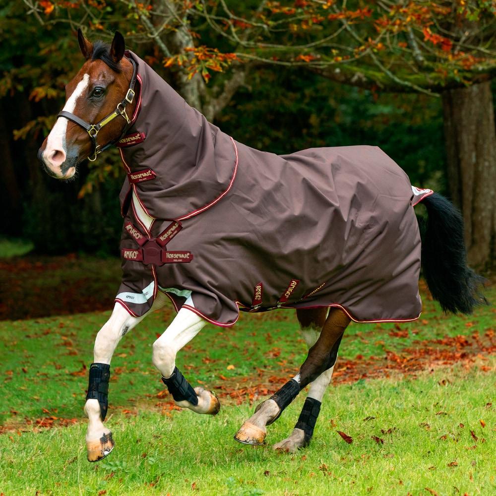 Ulkoloimi  Amigo Bravo 12 Plus 100 Horseware®