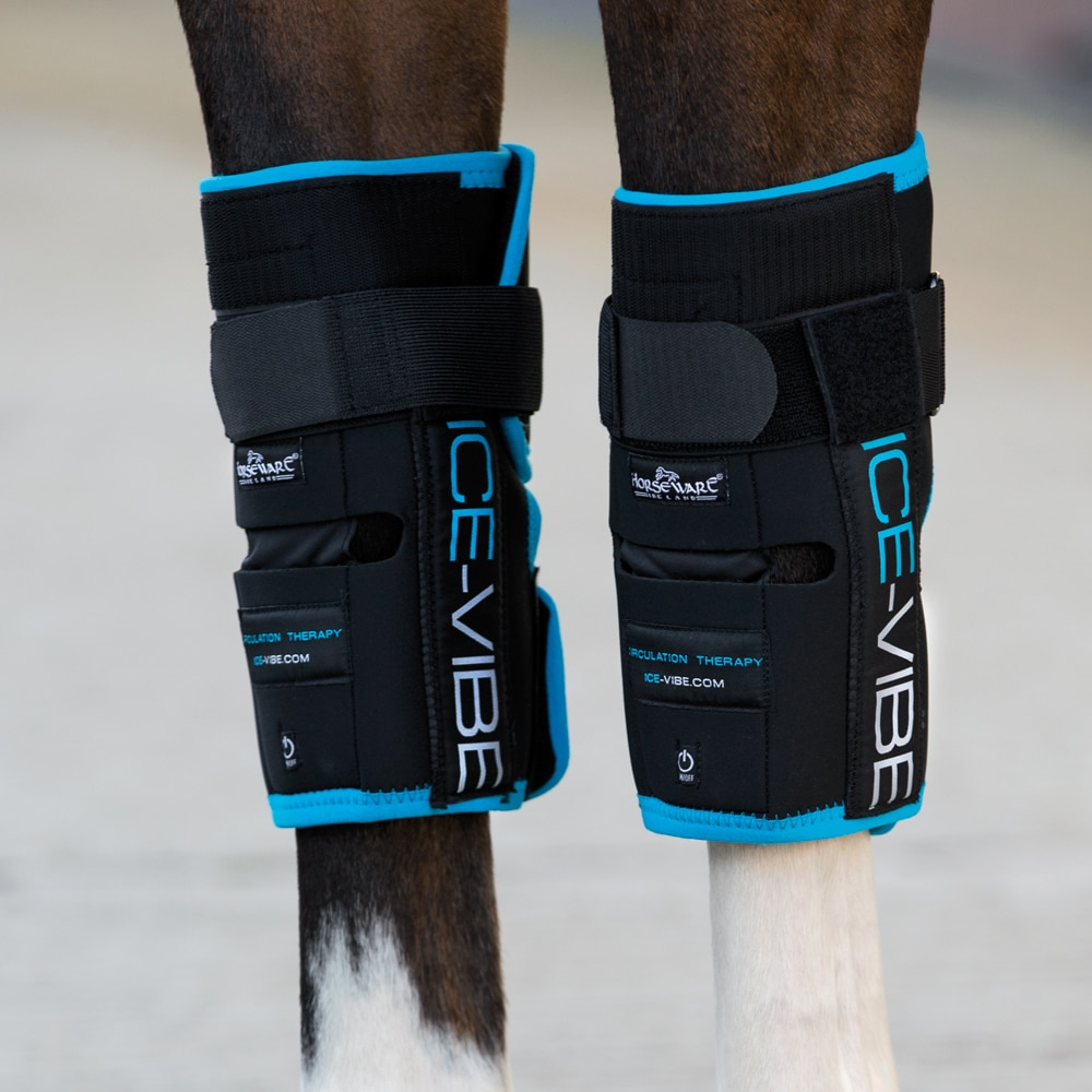 ICE-VIBE Knee Wrap Horseware®