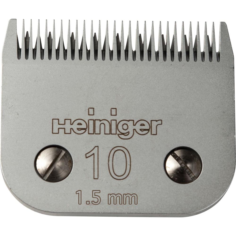 Lisäterät  Saphir 1,5 mm Heiniger