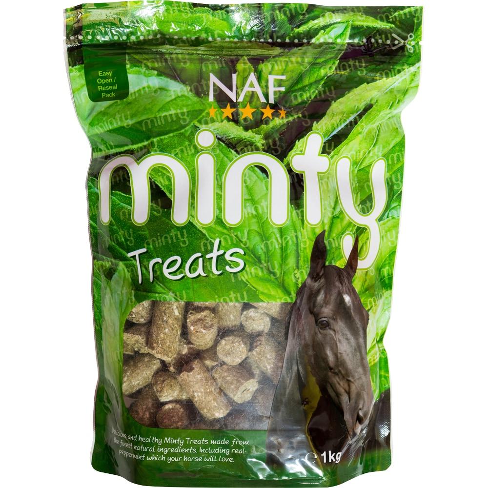 Hevosnamut  Minty NAF