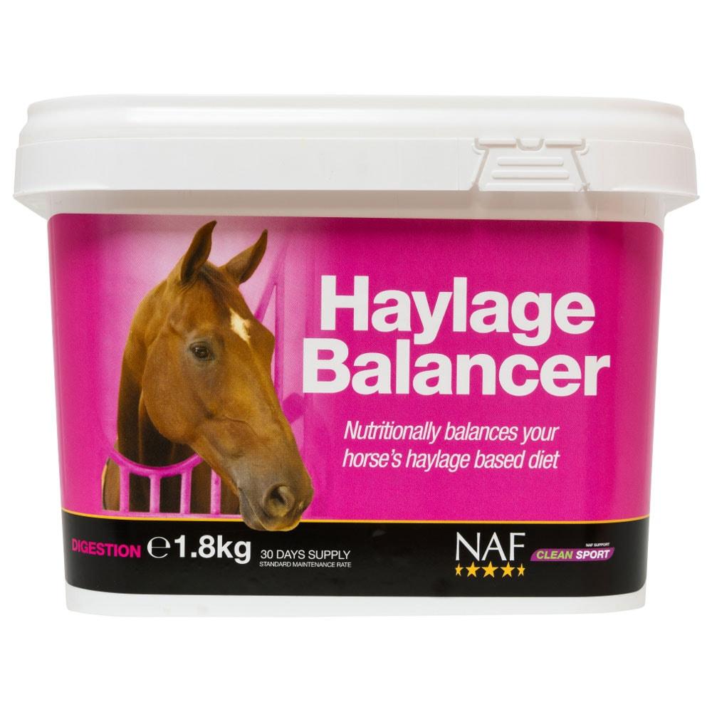 Lisäravinteet  Haylage Balancer NAF