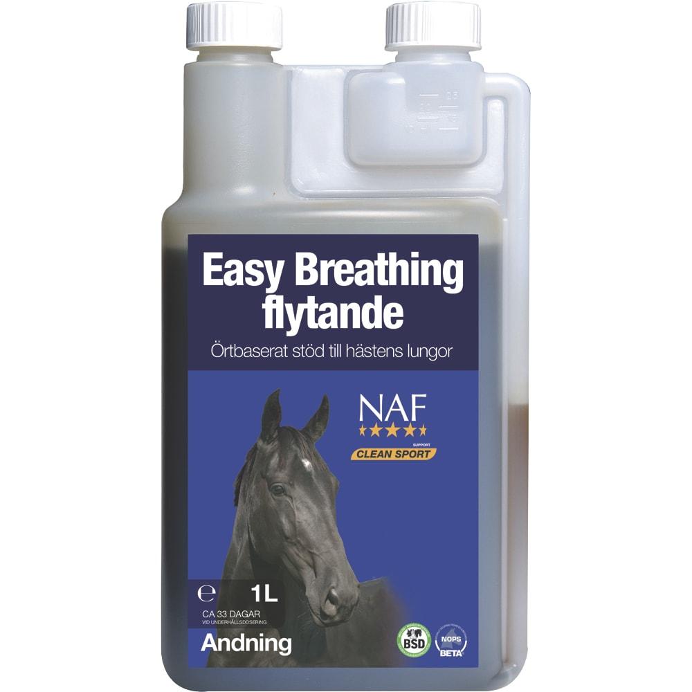 Lisäravinne  Easy Breathing NAF