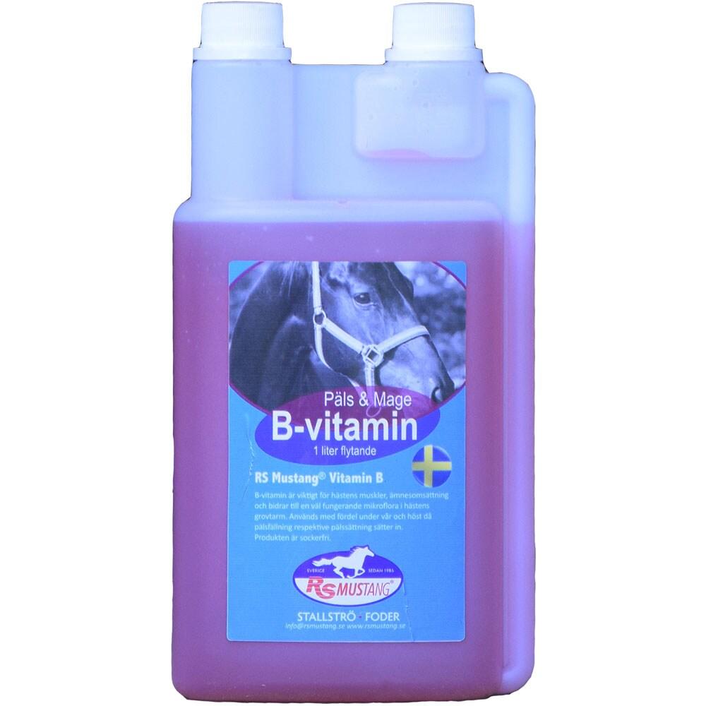 B-vitamiini 1 L  RS Mustang