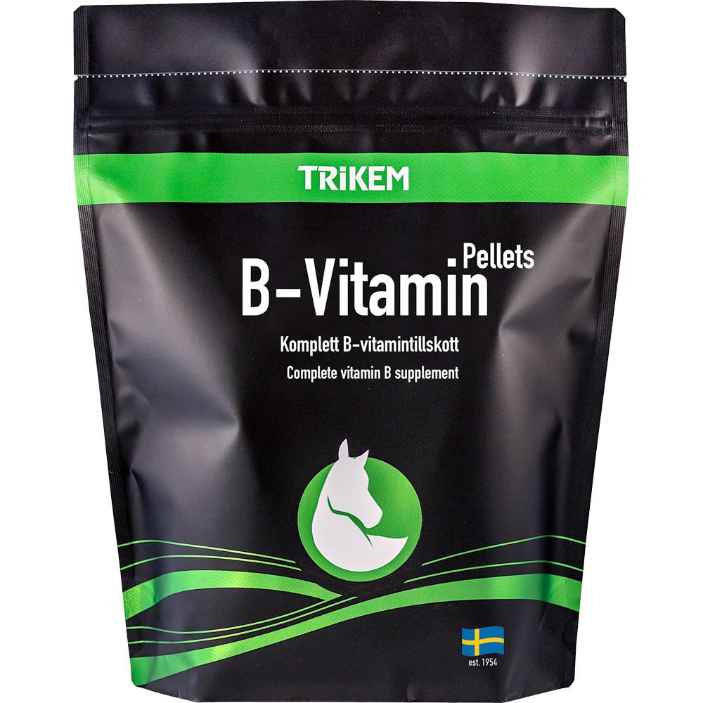 B-vitamiini  Vimital B-vitamin pellets Trikem