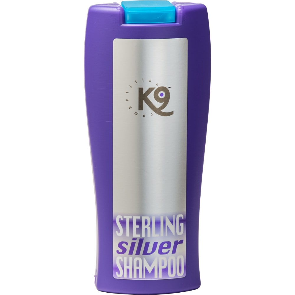 Hevosshampoo  Sterling Silver K9™