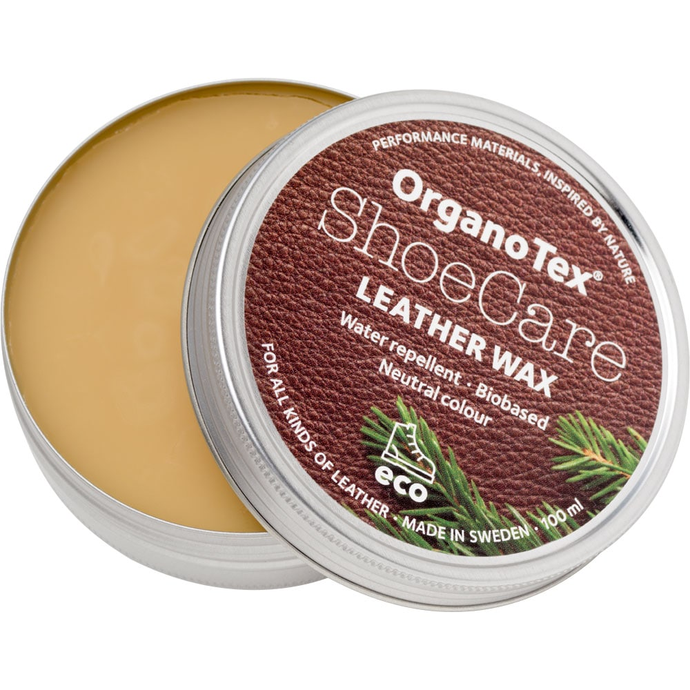 Kenkävoide  ShoeCare Leather wax Organo Tex