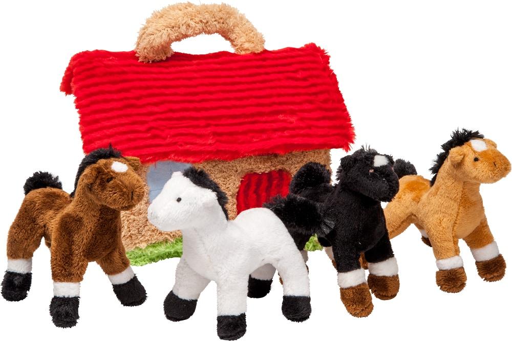 Lelu Hevonen 4 Horses